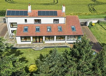 Thumbnail 5 bed country house for sale in Pontefract Road, Thorpe Audlin, Pontefract