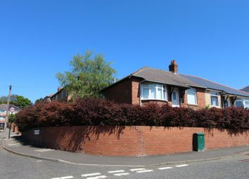 Thumbnail 2 bed semi-detached bungalow for sale in Fergusons Lane, Newcastle Upon Tyne