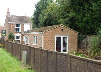 Thumbnail 3 bed detached house for sale in Ashdene, Walnut Road, Walpole St Peter, Wisbech, Cambridgeshire