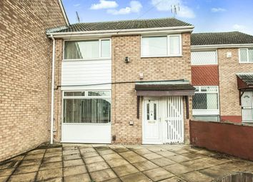 Thumbnail 3 bed terraced house for sale in Manor Farm Drive, Middleton, Leeds