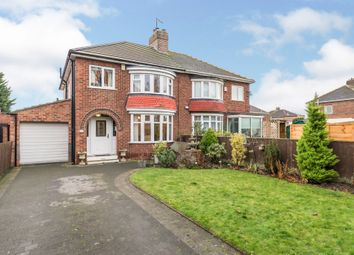 Thumbnail 3 bed semi-detached house for sale in Thorntree Road, Thornaby, Stockton-On-Tees