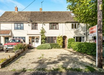 Thumbnail 3 bed terraced house for sale in Glen Close, Stratton Audley, Bicester
