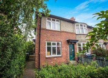 Thumbnail 2 bedroom flat for sale in Ferndene Grove, High Heaton, Newcastle Upon Tyne