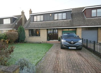 Thumbnail 4 bed semi-detached house for sale in Healey Wood Road, Rastrick, Brighouse