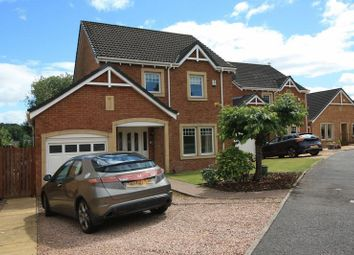 Thumbnail 4 bed detached house for sale in Donaldson Avenue, Alloa
