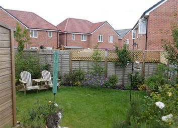 Thumbnail 3 bed property to rent in Homington Avenue, Coate, Swindon