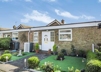 Thumbnail 3 bed terraced bungalow for sale in Tennyson Close, Woodbridge