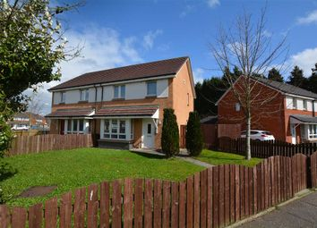 Thumbnail 3 bed semi-detached house for sale in Backmuir Rd, Parkwood Estate, Hamilton