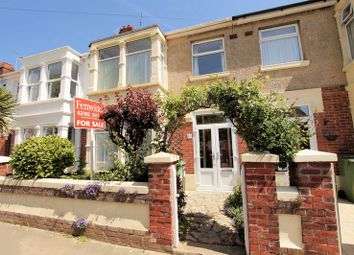 3 bed terraced house for sale in Lakeside Avenue, Baffins, Portsmouth PO3