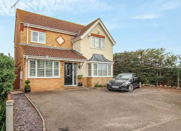 Thumbnail 4 bed detached house for sale in Caladonia Lane, Wickford