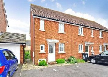 Thumbnail 2 bed terraced house to rent in Larch Close, Hersden, Canterbury