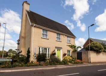 Thumbnail 3 bedroom semi-detached house for sale in Cyprian Rust Way, Soham, Ely