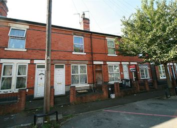 Thumbnail 2 bedroom terraced house for sale in Havelock Road, Pear Tree, Derby