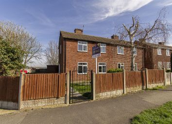 2 bed semi-detached house for sale in Coronation Road, Brimington, Chesterfield S43