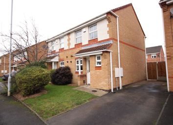 Thumbnail 2 bed property to rent in Inglesham Close, Manchester