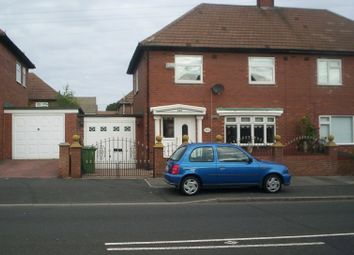 Thumbnail 3 bedroom semi-detached house to rent in Hylton Road, Pennywell