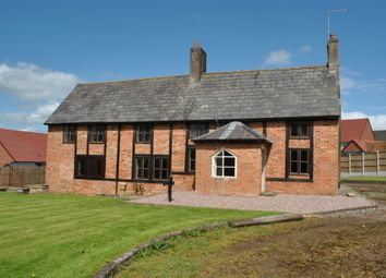Thumbnail 3 bed farmhouse to rent in Tarporley Road, Whitchurch, Shropshire