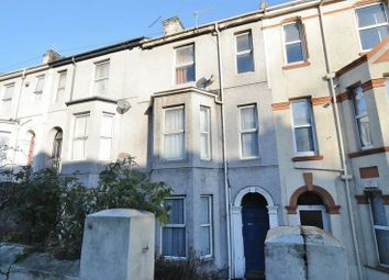 Thumbnail 1 bed flat for sale in Percy Terrace, Plymouth
