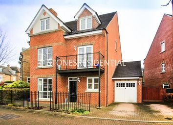 Thumbnail 5 bed detached house for sale in Goodhall Close, Stanmore