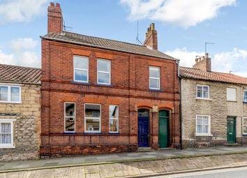 Thumbnail 4 bed terraced house for sale in Newbiggin, Malton