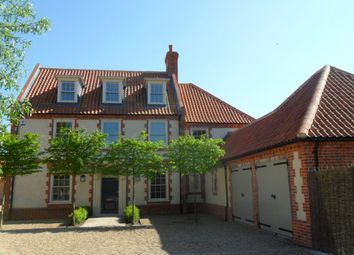 Thumbnail 4 bed detached house to rent in St. Georges Court, Norfolk