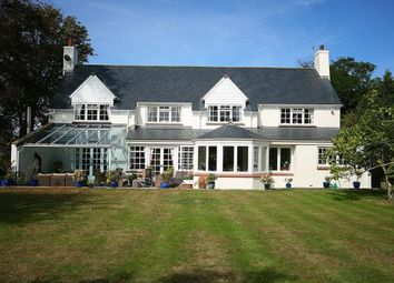 Thumbnail 5 bed detached house for sale in Les Baissieres, Castel, Guernsey