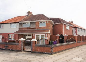Thumbnail 4 bed semi-detached house for sale in Cranehurst Road, Liverpool