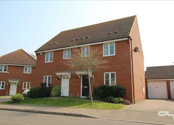 Thumbnail Semi-detached house for sale in Maylam Gardens, Sittingbourne