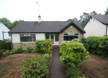 Thumbnail 3 bedroom bungalow to rent in Oakwood, Leeds, West Yorkshire