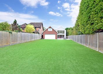 Thumbnail 5 bed detached house for sale in The Green, Rowland's Castle, Hampshire
