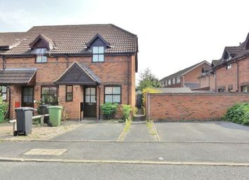 Thumbnail 2 bed end terrace house to rent in Elgar Close, Ledbury