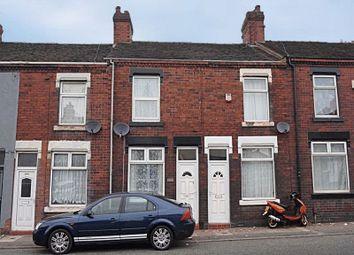 Thumbnail 2 bedroom terraced house for sale in Leek New Road, Hanley, Stoke-On-Trent