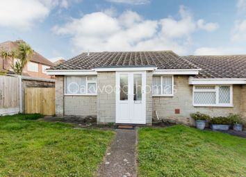 Thumbnail 2 bed semi-detached bungalow for sale in Cranbourne Close, Ramsgate