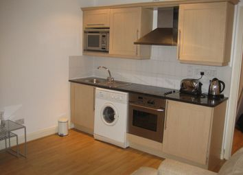 Thumbnail 1 bed flat to rent in Stafford Street, London