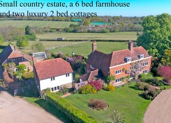 Thumbnail 6 bed detached house for sale in Beckley Road, Northiam, Rye