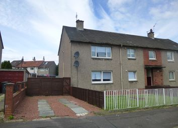 Thumbnail 2 bed flat for sale in Kelso Quadrant, Coatbridge