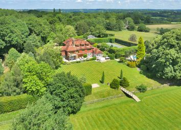 Thumbnail 7 bedroom country house for sale in Plummerden Lane, Lindfield, West Sussex