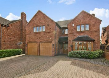 Thumbnail 5 bed detached house for sale in Jacobs Hall Lane, Great Wyrley, Walsall