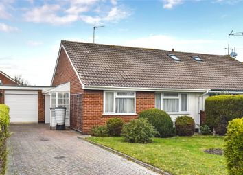 Thumbnail 2 bed semi-detached bungalow to rent in Swallow Close, Yateley, Hampshire