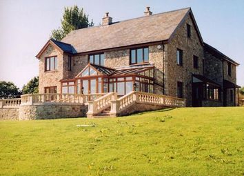 Thumbnail 6 bed detached house to rent in Shute, Axminster