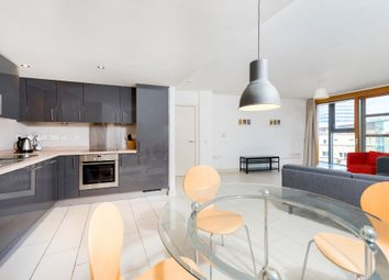 Thumbnail 1 bed flat to rent in Falcon Wharf, Battersea