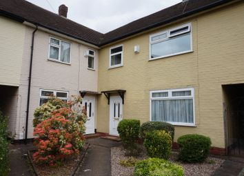 Thumbnail 3 bed terraced house for sale in Swalecliff Avenue, Manchester