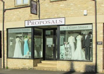 Thumbnail Retail premises for sale in Corn Street, Witney