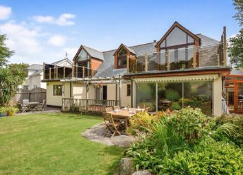Thumbnail 5 bedroom detached bungalow for sale in Perrancoombe, Perranporth