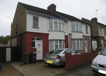 Thumbnail 3 bed semi-detached house to rent in Dallow Rd, Luton