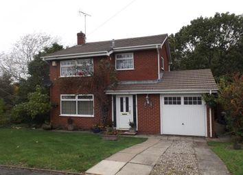 Thumbnail 3 bed detached house for sale in Shelburne Drive, Haslington, Crewe, Cheshire