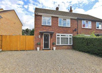 Bisley, Woking, Surrey GU24. 3 bed semi-detached house