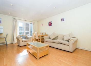 Thumbnail 2 bedroom flat to rent in Langbourne Place, Westferry Road, Docklands