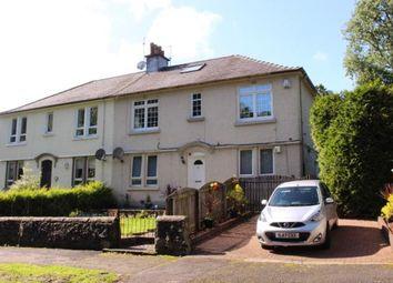 Thumbnail 3 bed flat for sale in Gates Road, Lochwinnoch, Renfrewshire