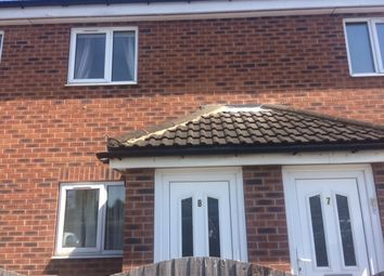 Thumbnail 2 bed flat to rent in Flat 8, Cedric Crescent, Thurcroft, Rotherham.